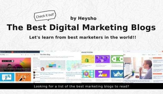 The Top 7 SEO / Digital Marketing Blogs in 2019