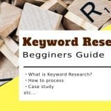 【2019】How to keyword research for SEO【Begginer】