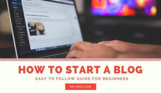 0から始めるWordPressブログの開設方法。作成手順をさくっと紹介